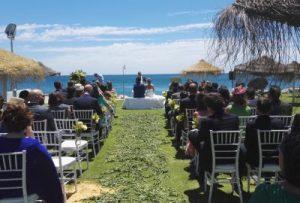 Oficiantes de bodas Sotogrande Malaga Marbella Ronda Antequera bodas civiles en español frances ingles aleman sueco