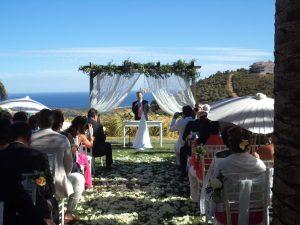 Maestros de ceremonias Malaga Nerja Wedding minister