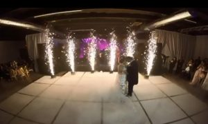 Fuego frio bodas y eventos Malaga Marbella Cordoba Granada