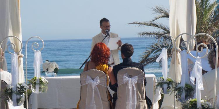 Mariages civiles laiques Malaga Marbella